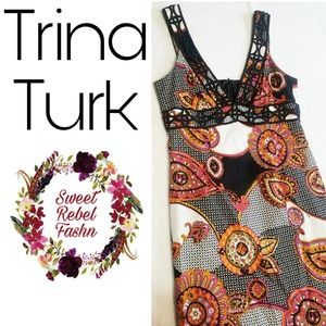 Trina Turk dress size 10